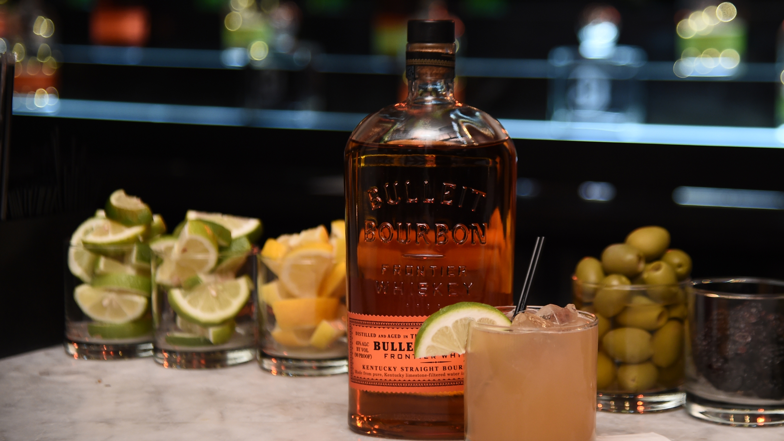 2017 Tribeca Film Festival After Party For One Percent More Humid Sponsored By Bulleit Bourbon At The Chester_626953