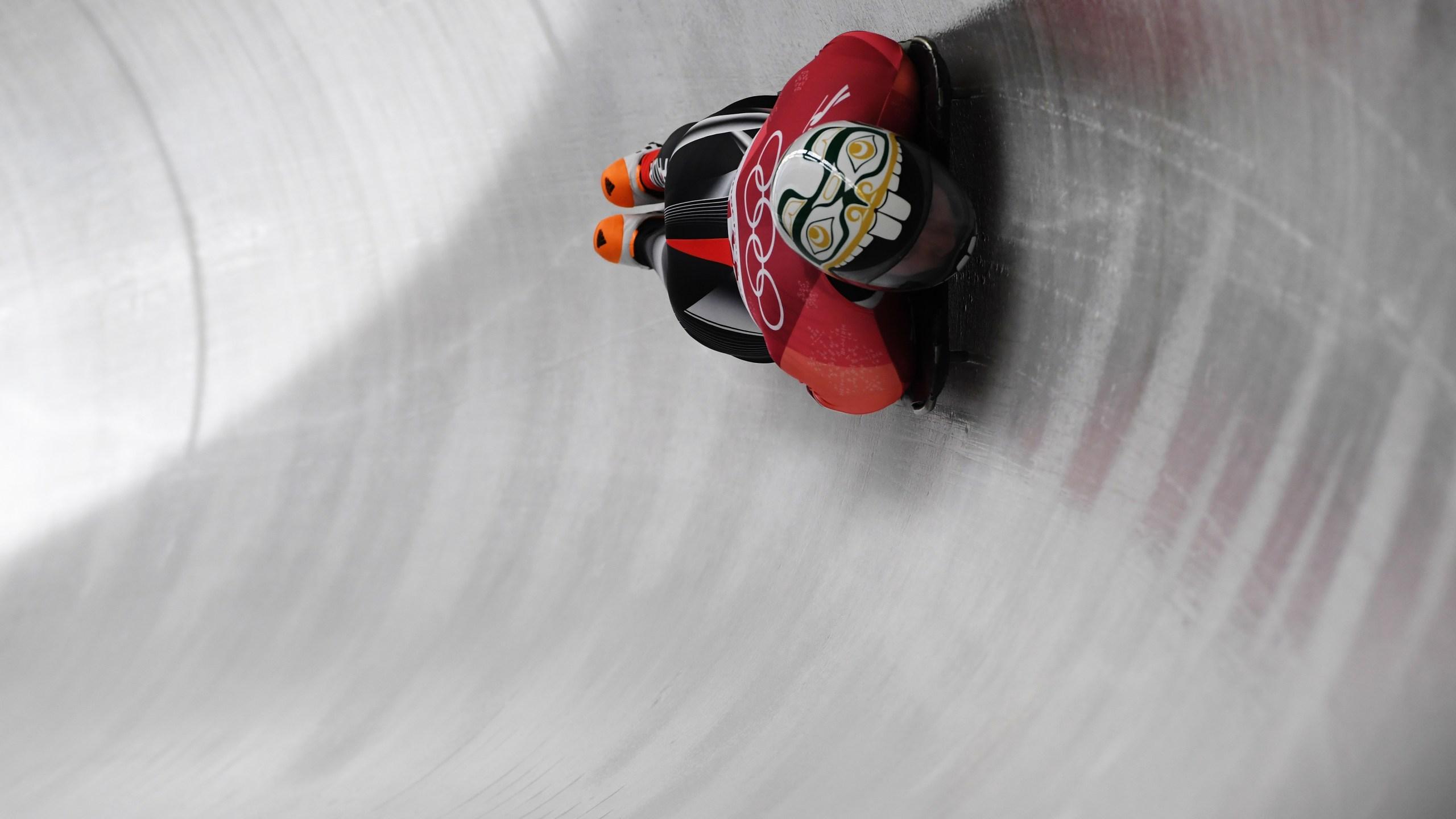 Skeleton – Winter Olympics Day 6_637326