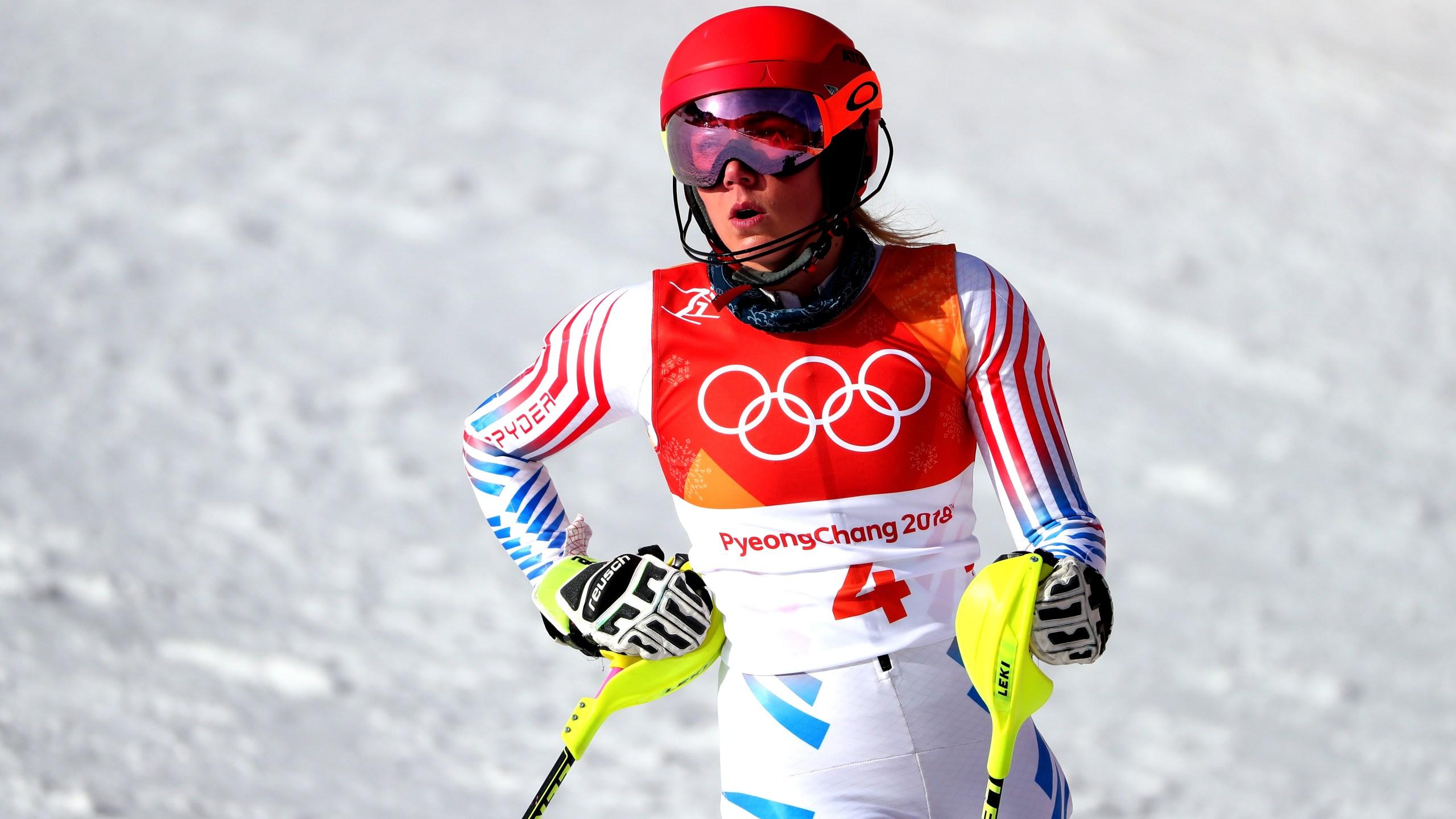 Alpine Skiing – Winter Olympics Day 7_637532