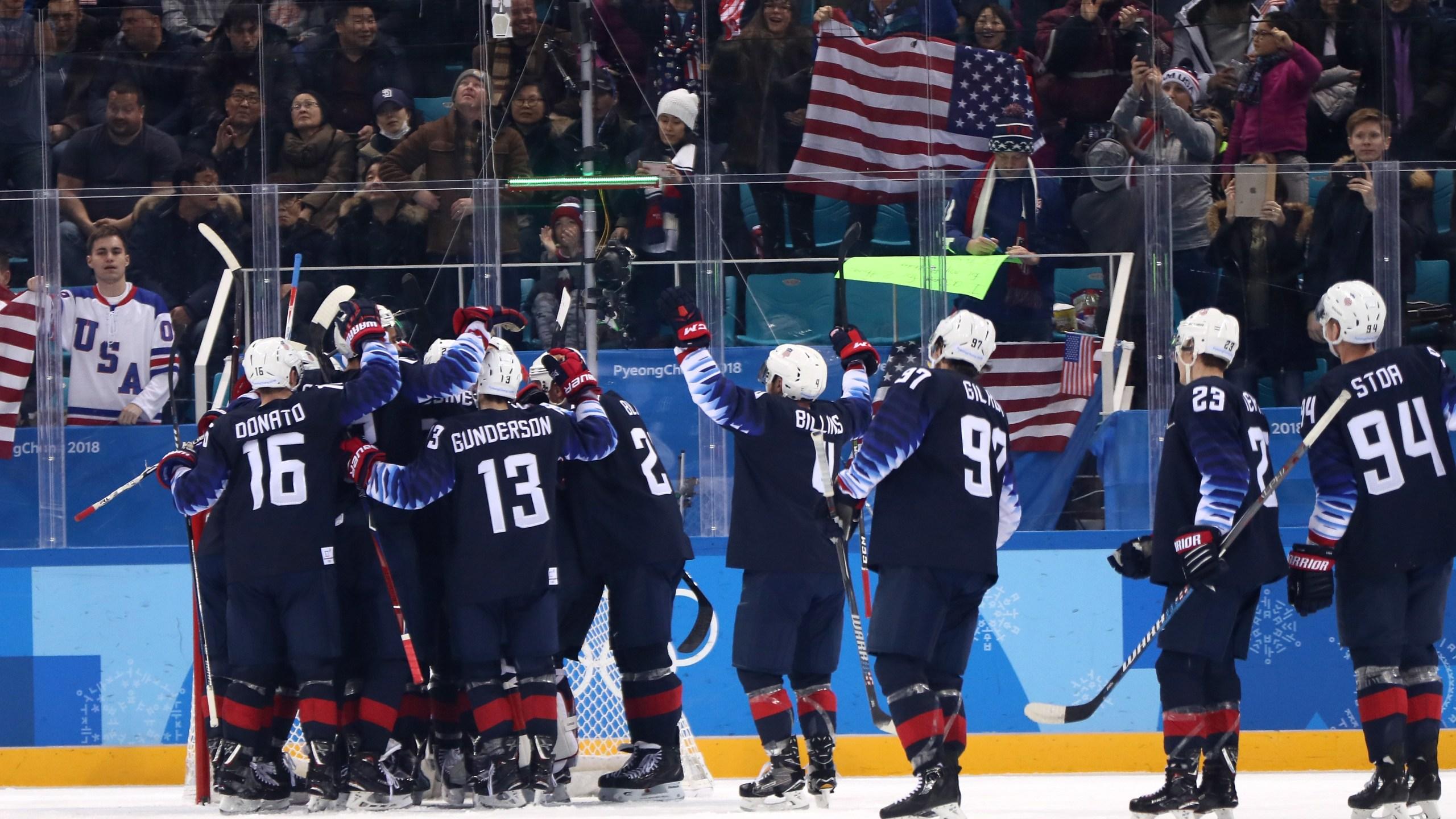Ice Hockey – Winter Olympics Day 7_637552
