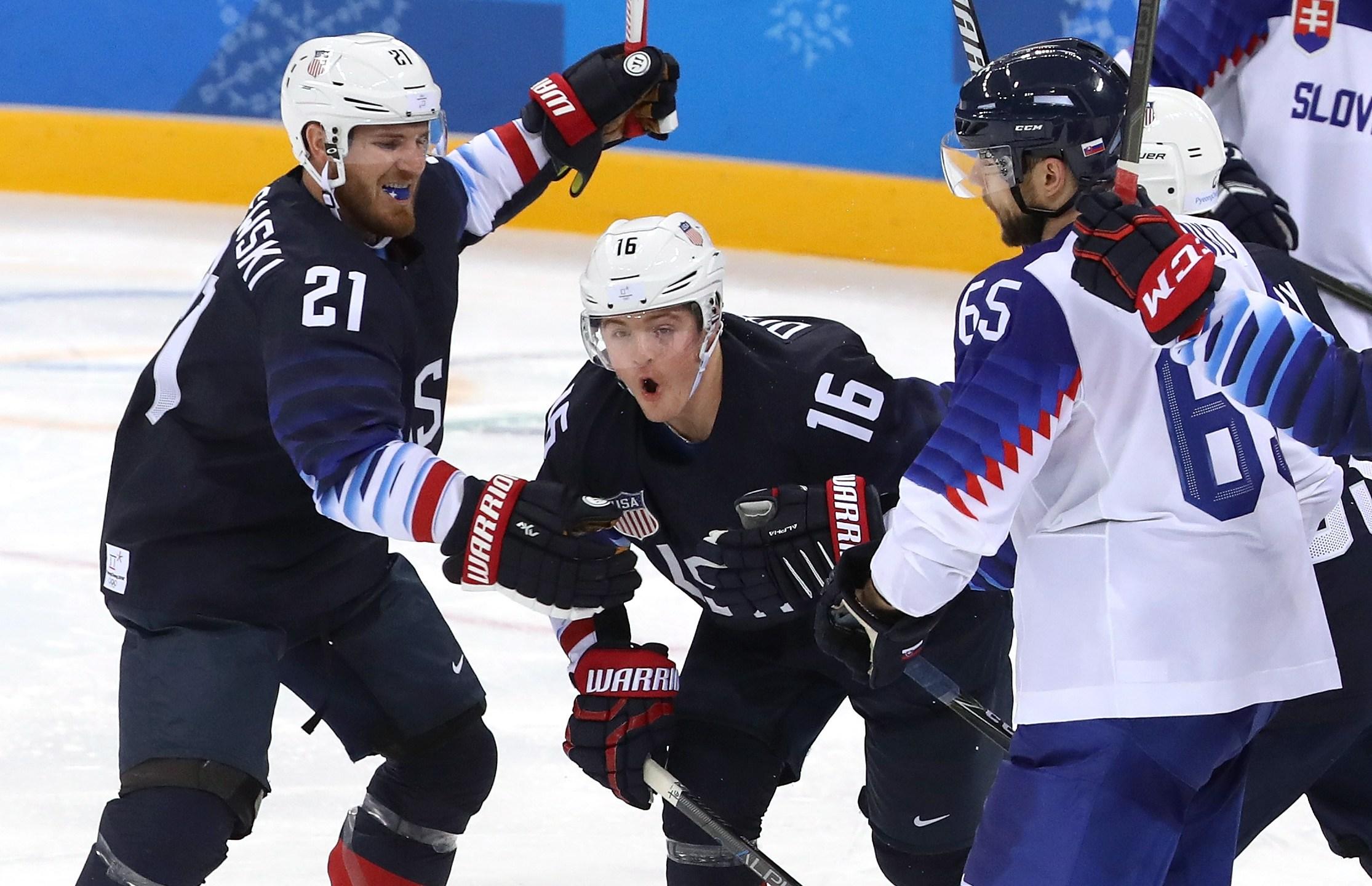 Ice Hockey – Winter Olympics Day 7_637970