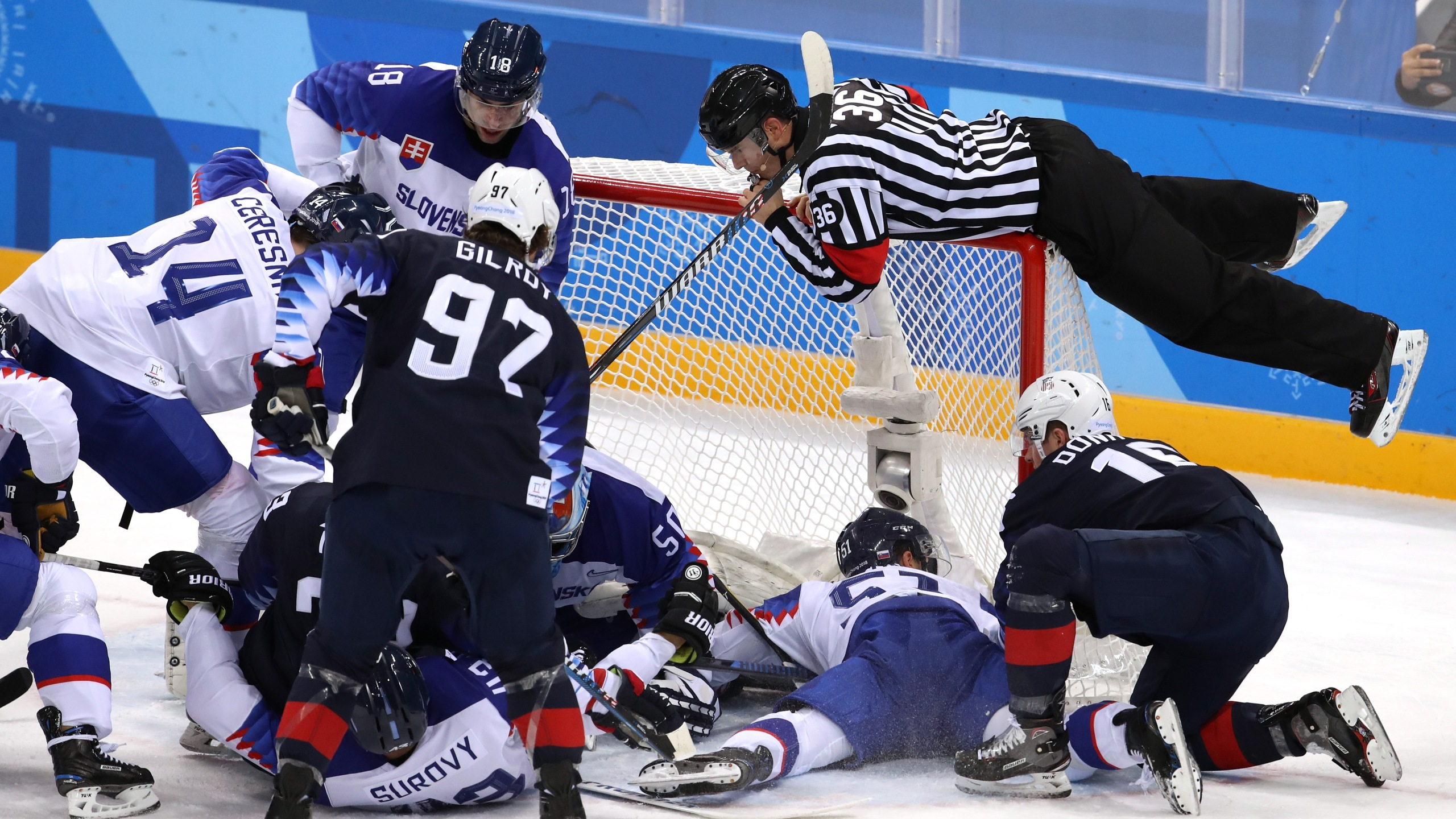 Ice Hockey – Winter Olympics Day 7_637978