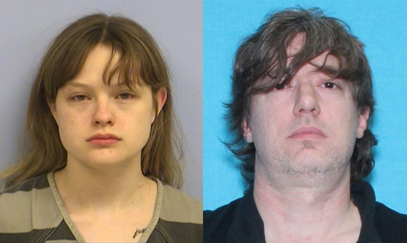 Olivia Gruwell, left, and Timothy Boykin. (Austin Police Department and TXDL Photo)