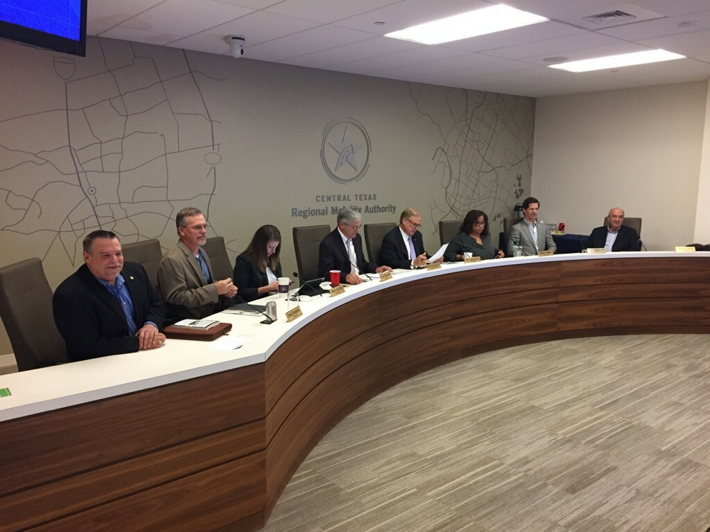 The Central Texas Regional Mobility Authority board voted on Wednesday to replace its current collections contract with a more affordable option (KXAN Photo/Sarah Rafique)