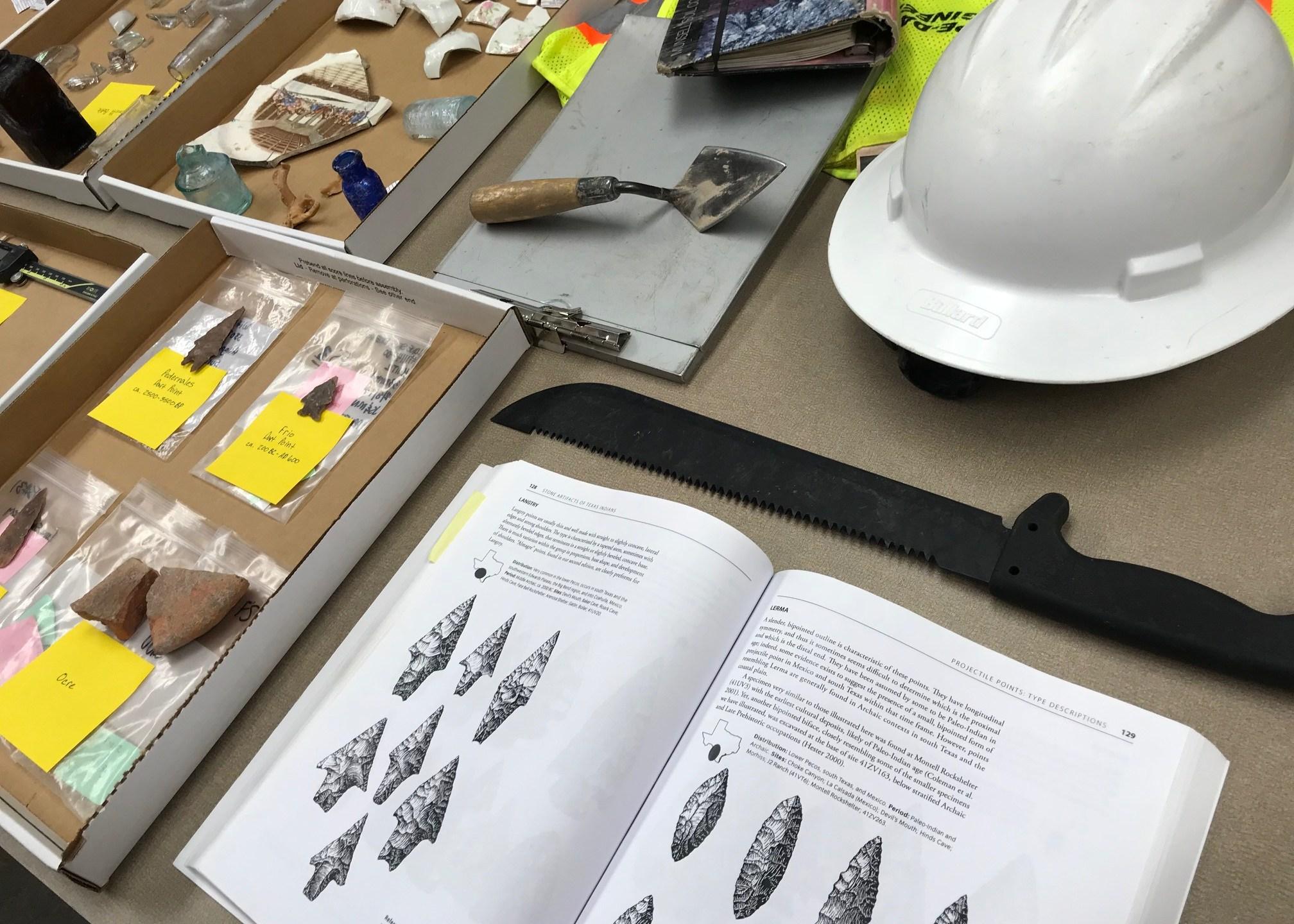 Pape-Dawson Archaeologists (KXAN photo _ Sydney Benter)_630372