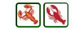 Lobster emoji (From Unicode)