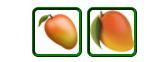 Mango emoji (From Unicode)