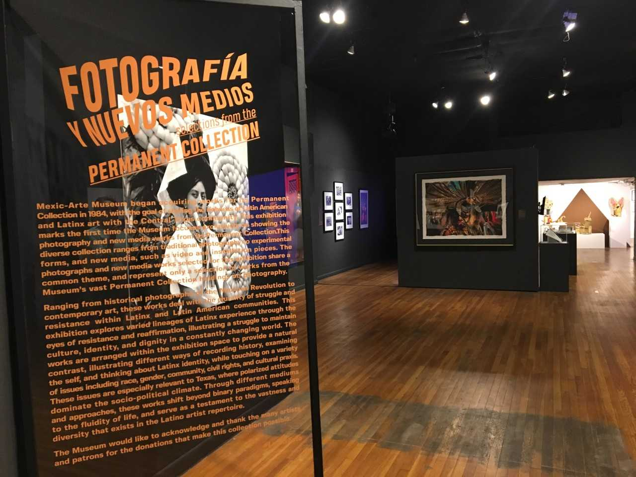 The Mexic Arte Museum in Austin (KXAN Photo_Kylie McGivern)_643237