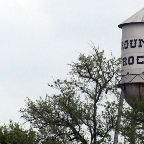 Round Rock water tower_453014