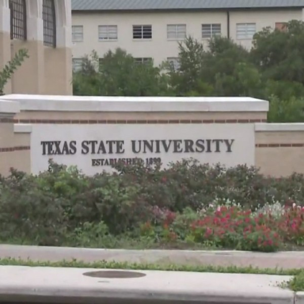 Texas State University sign_645447