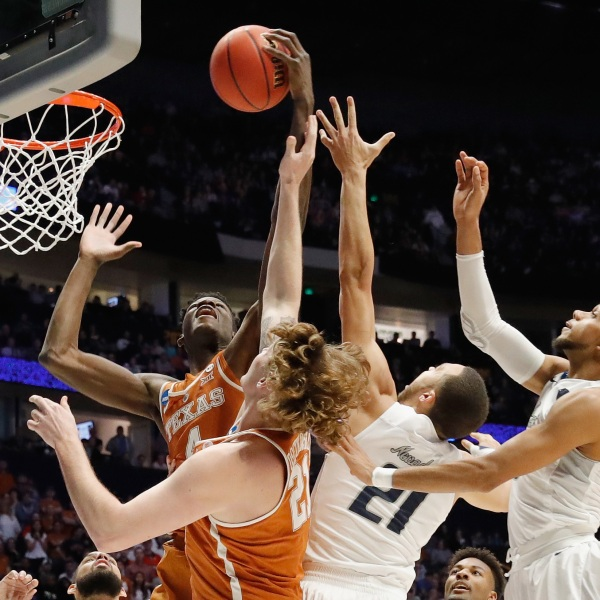 Longhorns NCAA Basketball