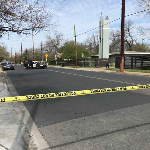 Second Street and South Pleasant Valley shooting