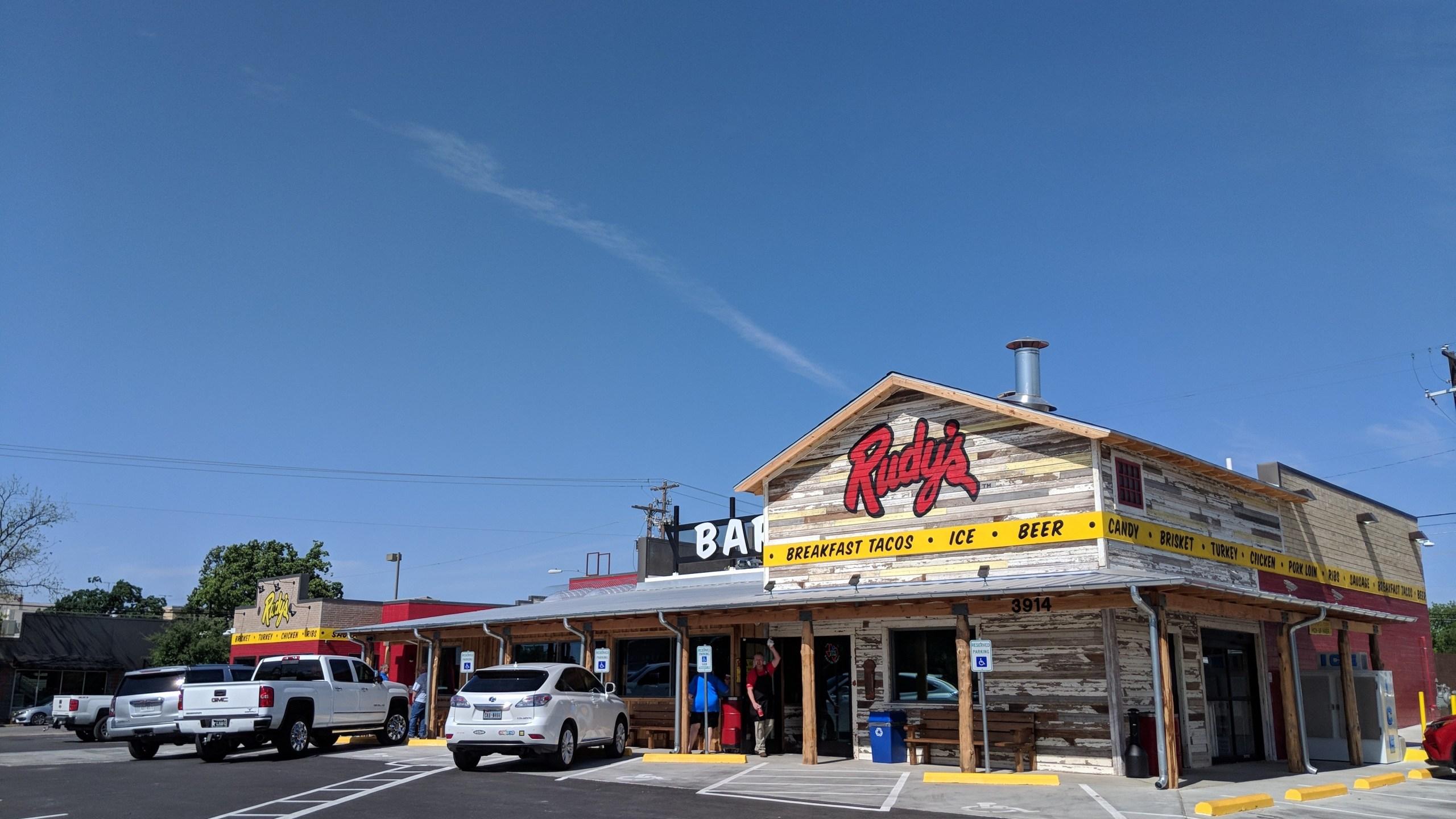Rudy's Bar-B-Q on North Lamar