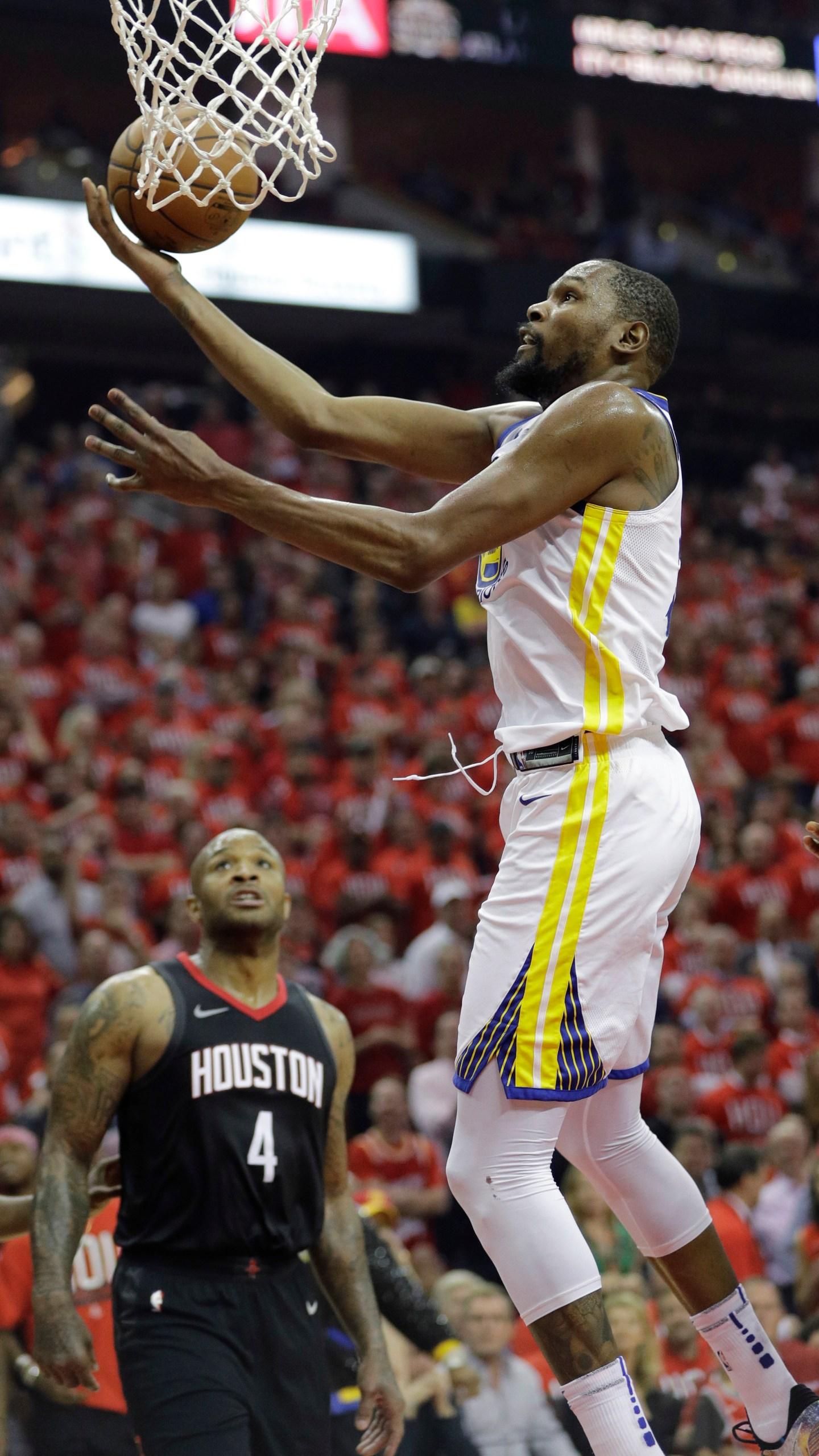 Warriors Rockets Basketball_1526356682769