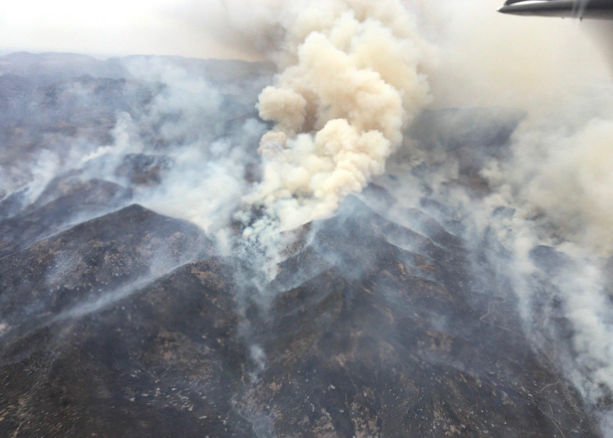 McDannald Fire