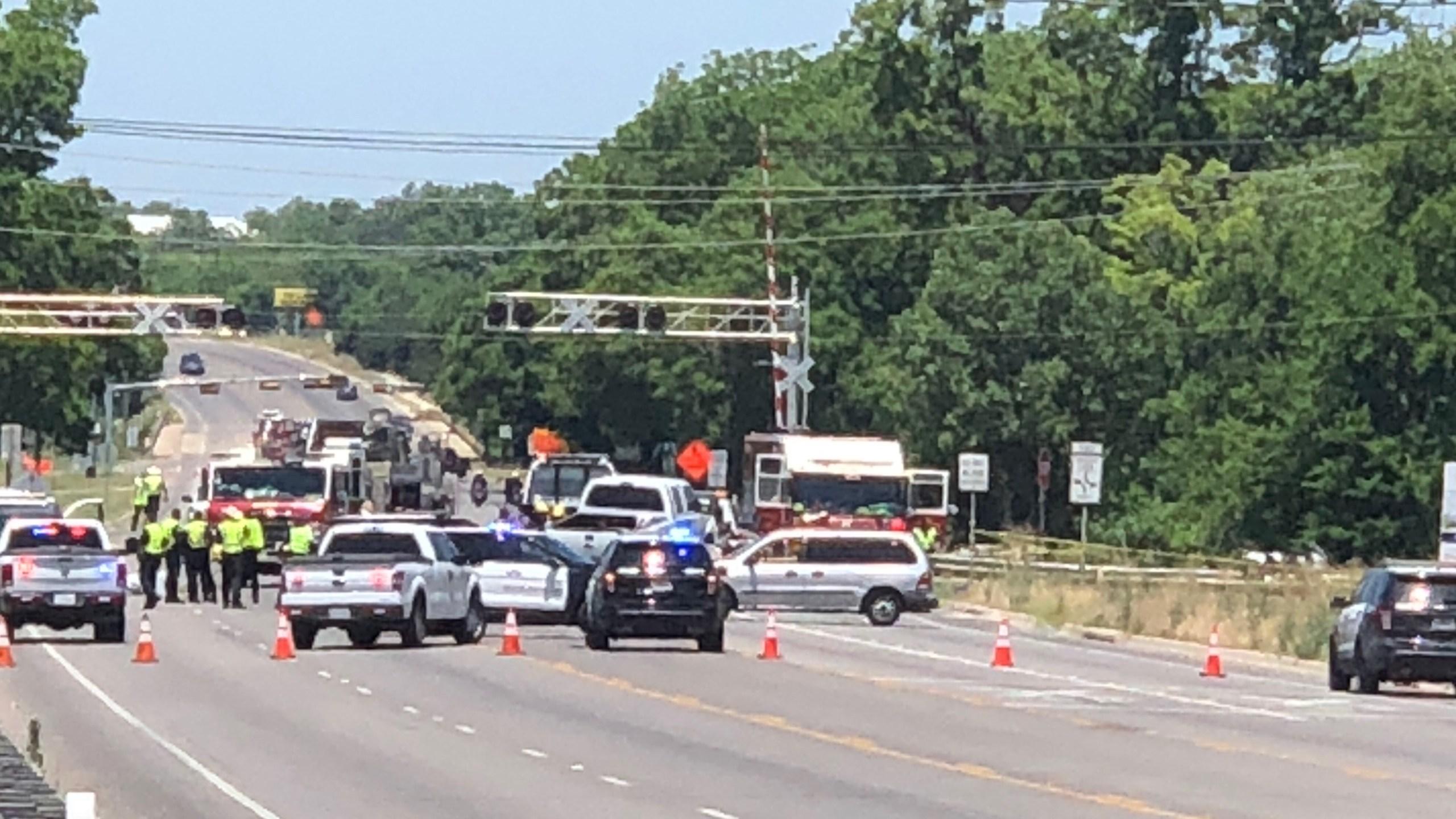 FM 969 fatal crash May 26, 2018