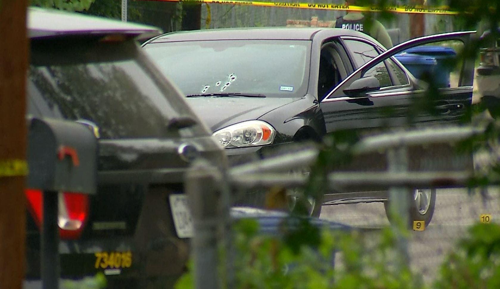 San Antonio ICE agent shooting