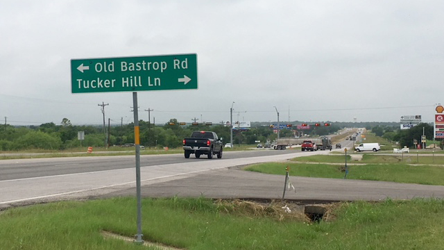 State Highway 71 and Old bastrop Road