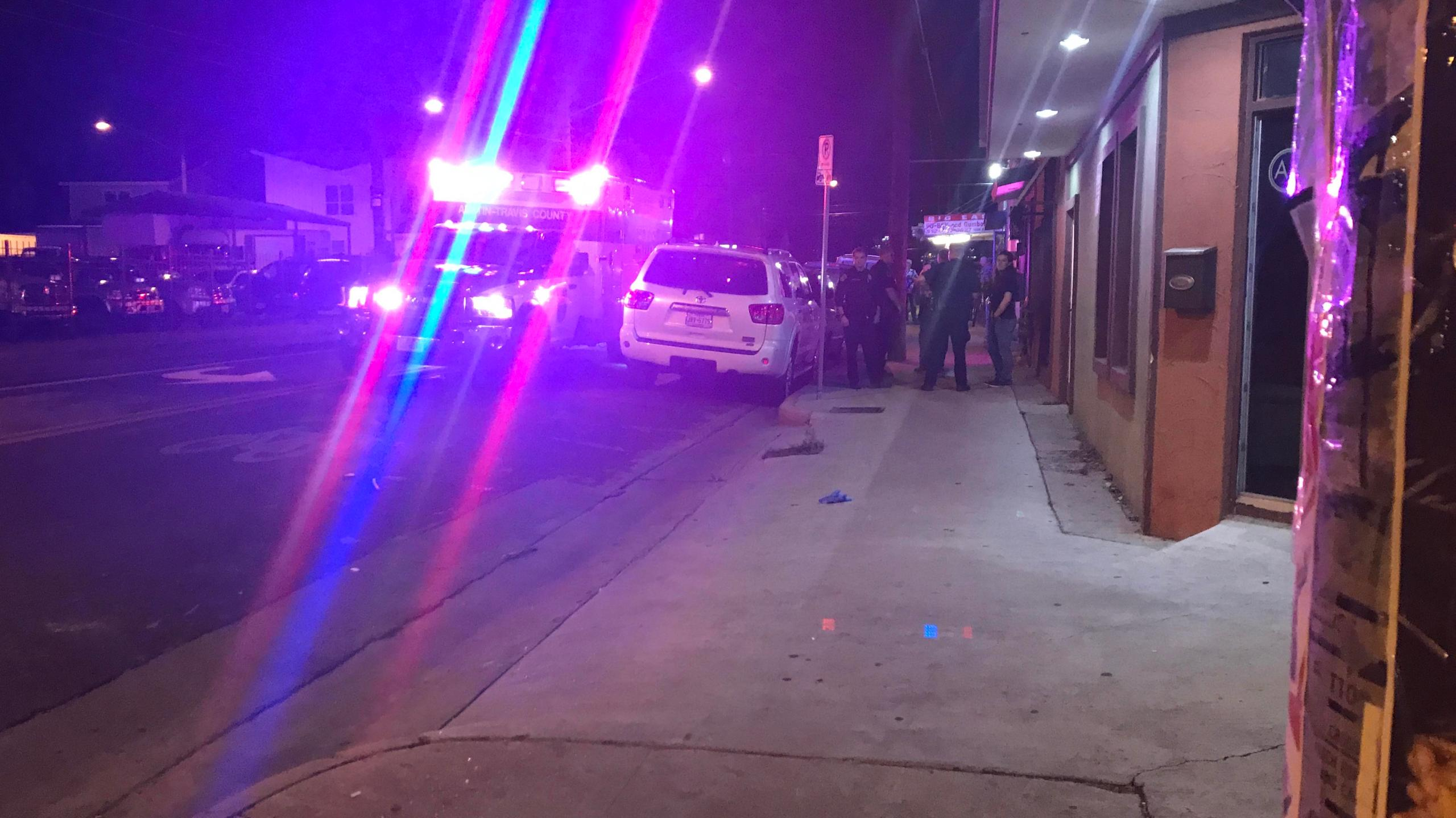 Stabbing seriously injured man in east Austin at 12th and Chicon