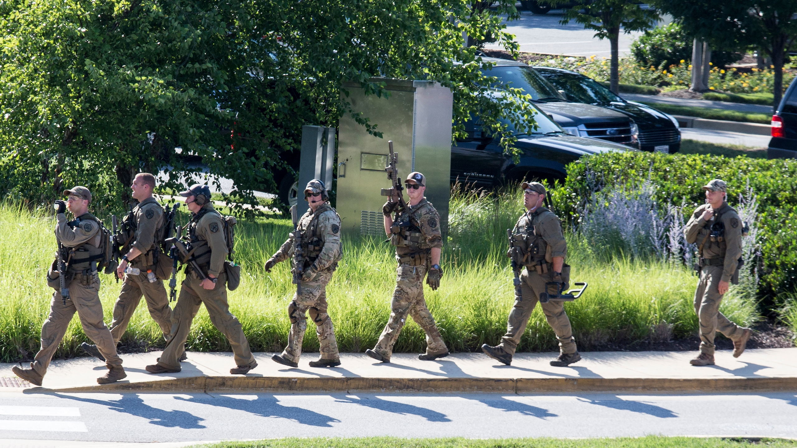 Annapolis newspaper shooting