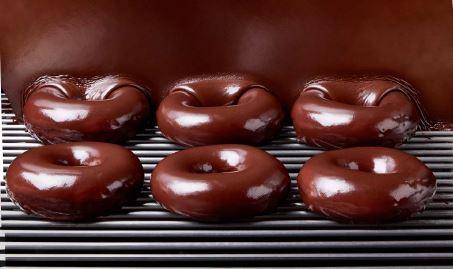 Krispy Kreme special for solar eclipse_523118