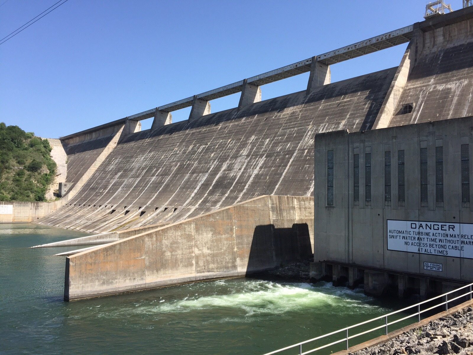 mansfield dam_461344