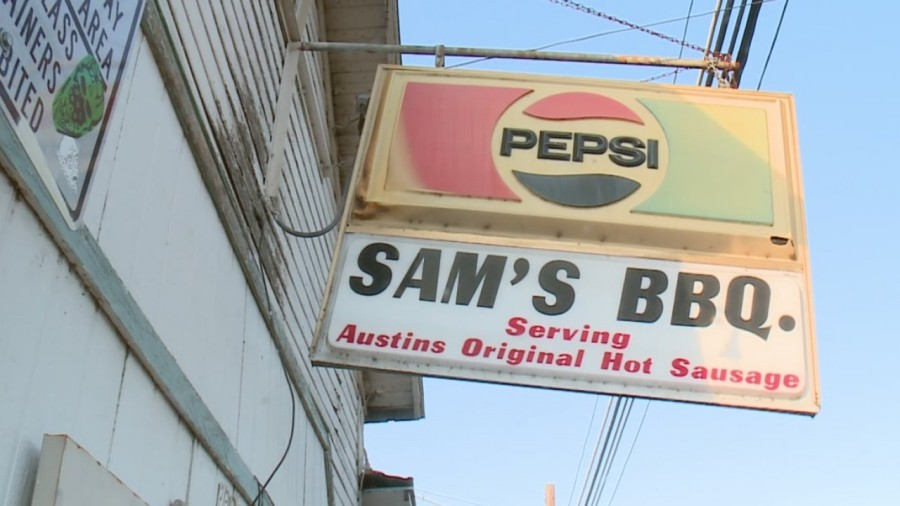sam's BBQ east Austin barbeque
