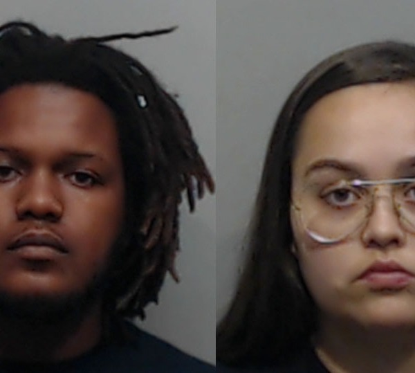 Stevie Dwayne Williams, 24, and DazrineRuth Chagoya-Williams, 20,