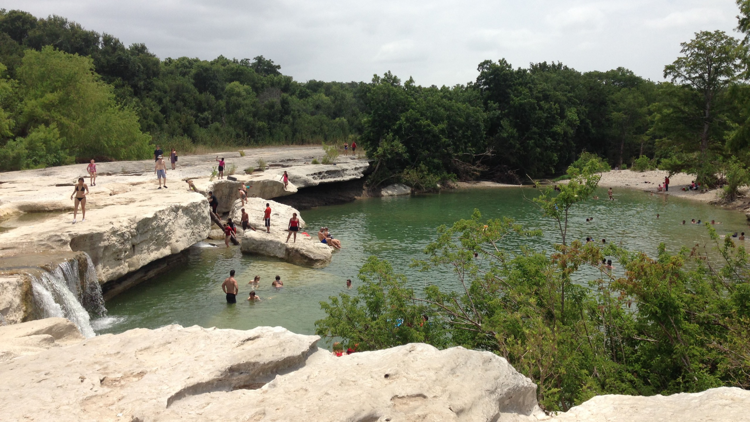 Water outage forces closure of McKinney Falls State Park