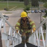 Austin Fire Department cadet training
