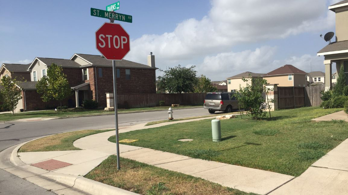 A teenshot Aug. 13, 2018 was found at St. Merryn Road and Barns Trail in northeast Austin
