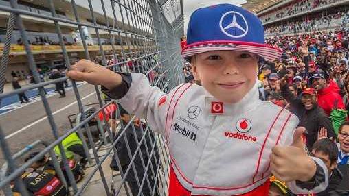Circuit of the Americas launches F1 Future Stars program