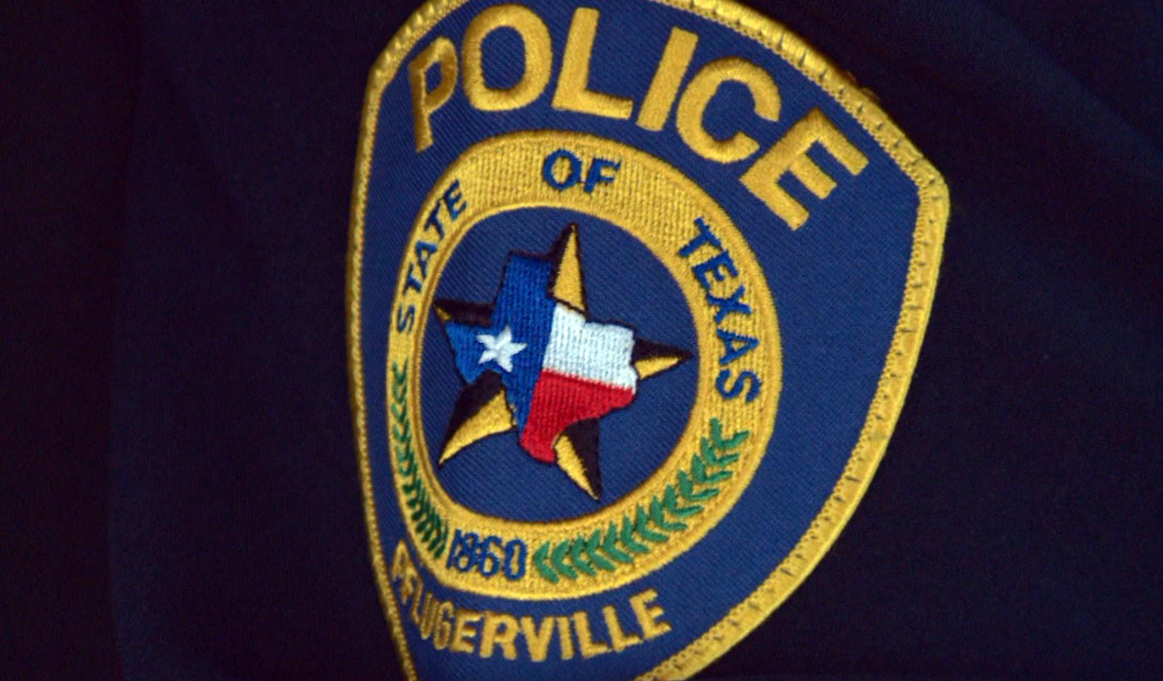 Pflugerville Police Department badge_367365