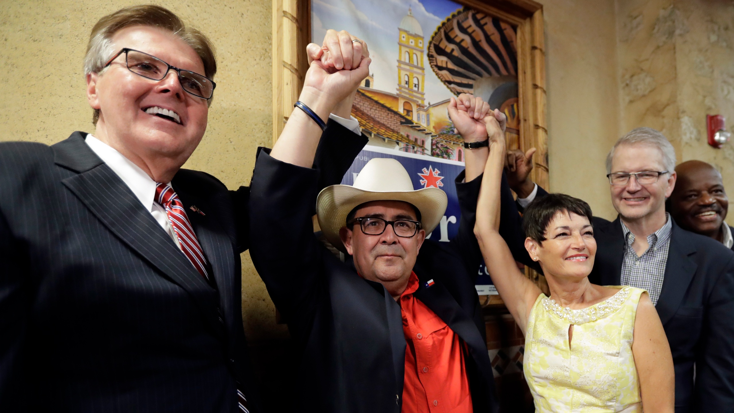 Special elections come in for Pete Flores