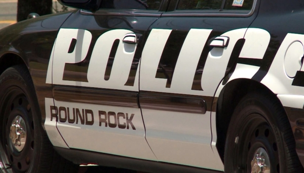 Round Rock police officer department file
