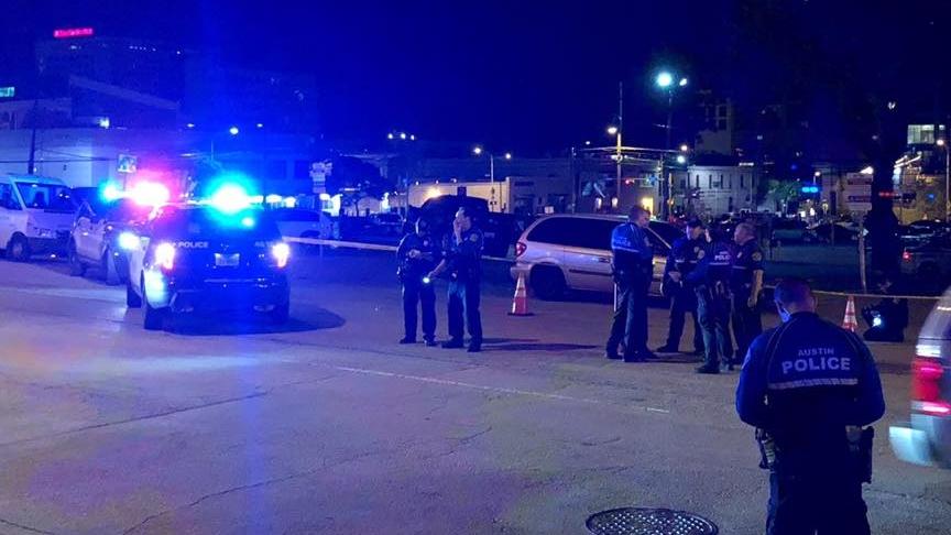 Downtown Shootings