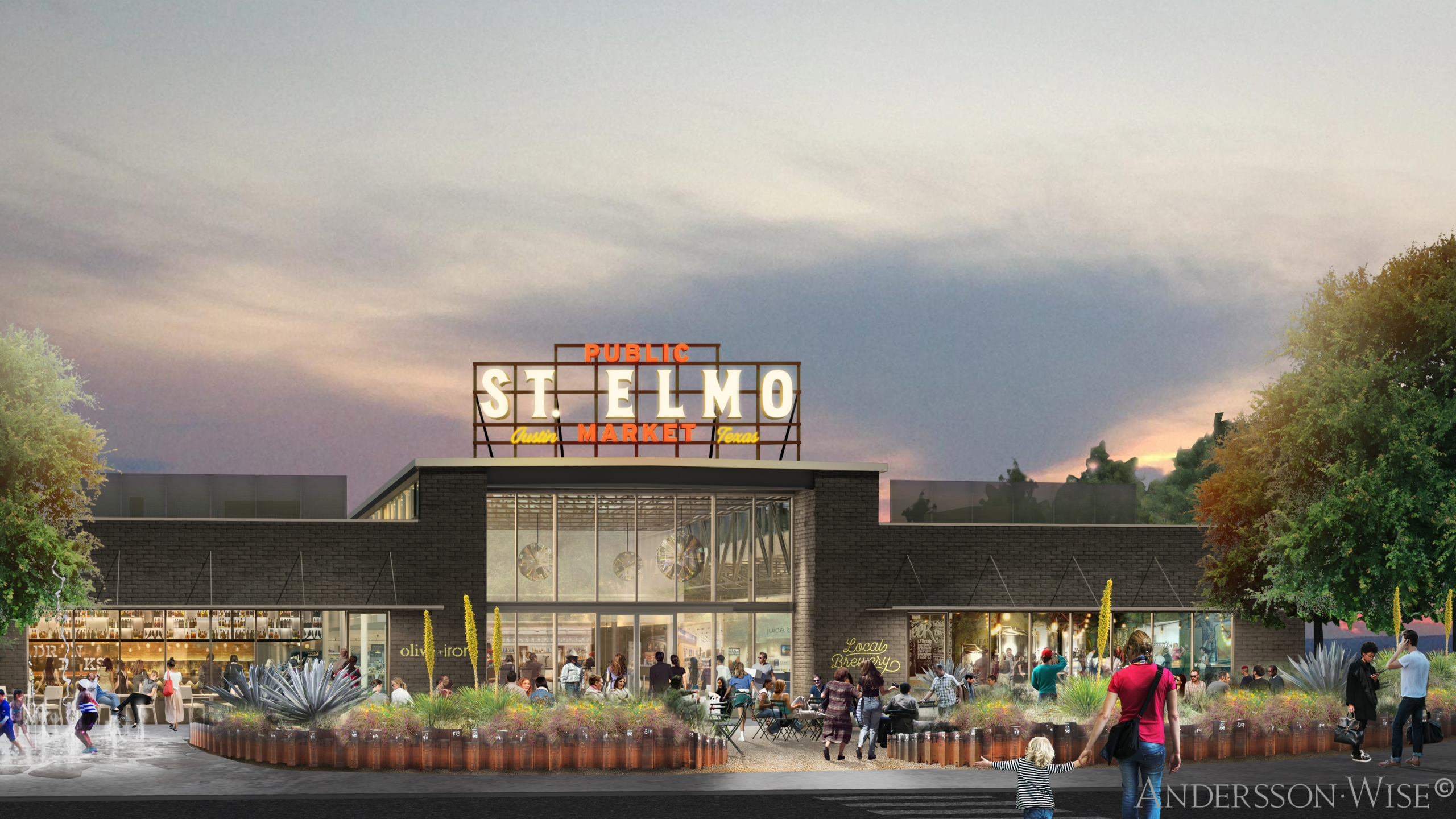 Lick and Jensen Ackles' brewery to be part of St  Elmo