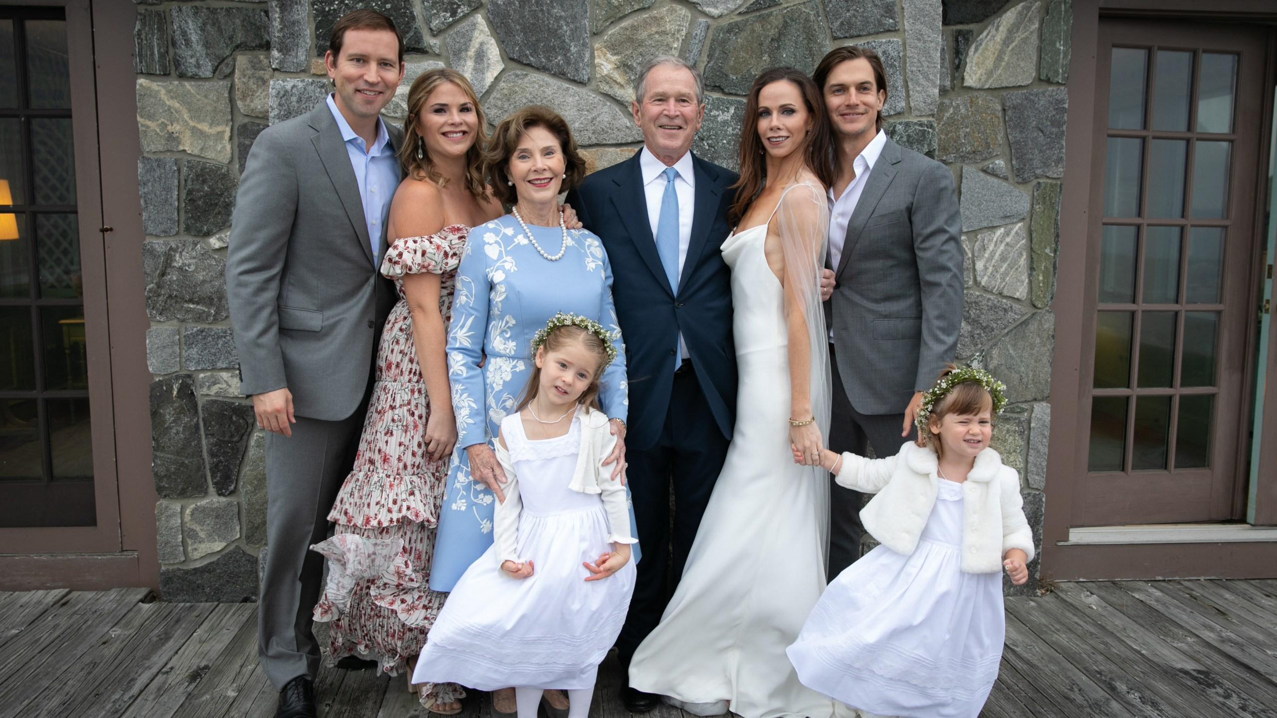 marriage president gay Bush