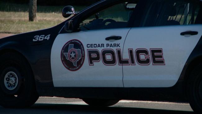 FILE - Cedar Park police