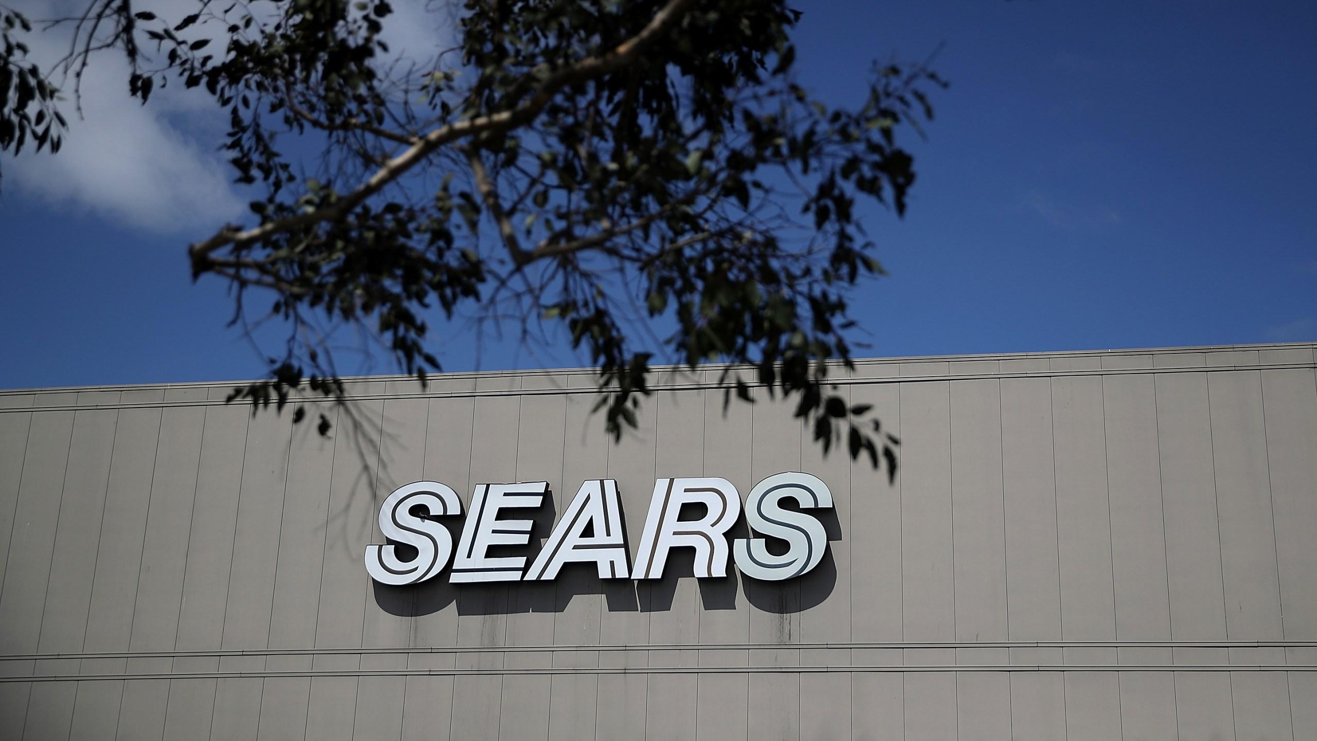 Sears file photo
