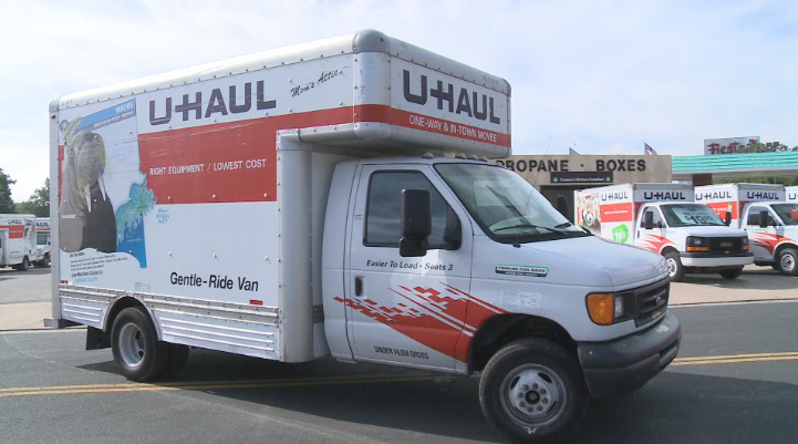Why it's 4x as much to rent moving truck from CA to TX than
