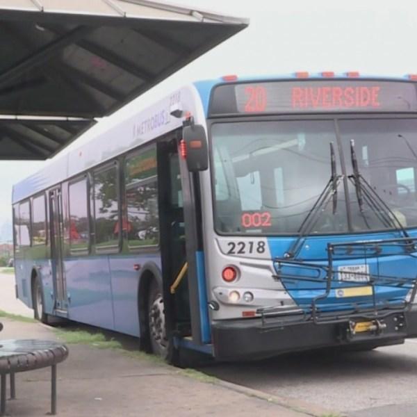 CapMetro bus