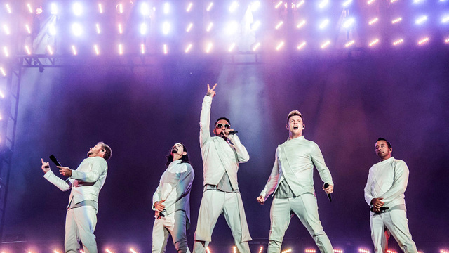 Backstreet Boys announce new world tour, with stops in Texas