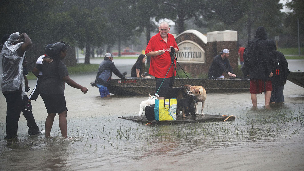 Epic Flooding Inundates Houston After Hurricane Harvey_534985
