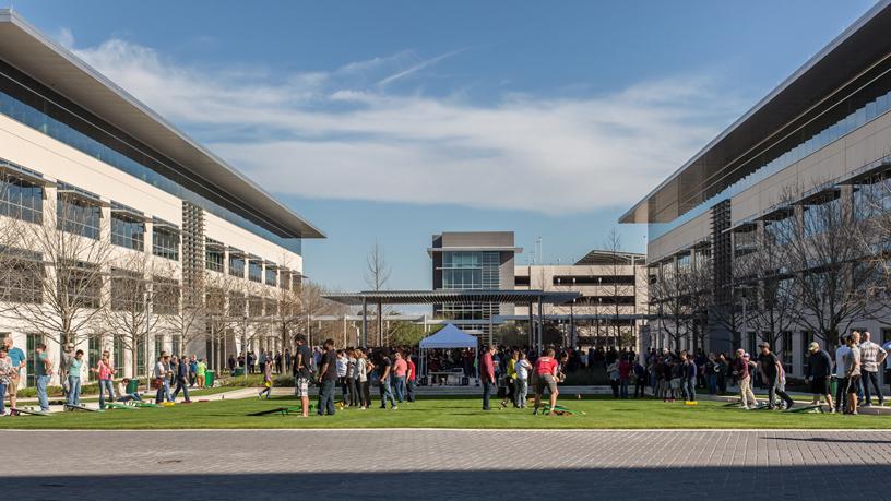 Apple to build $1 billion campus in north Austin