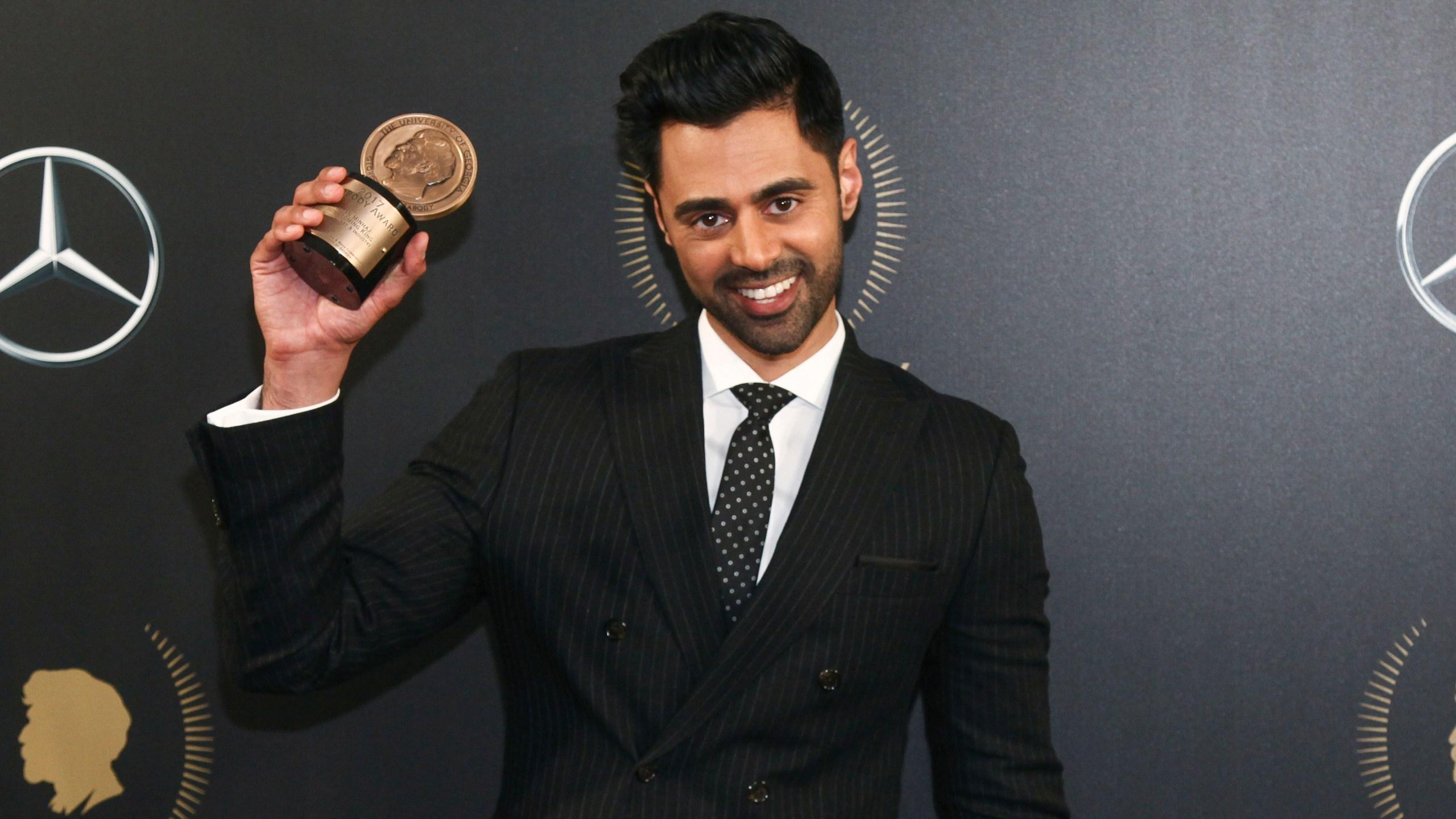 77th Annual Peabody Awards Hasan Minhaj
