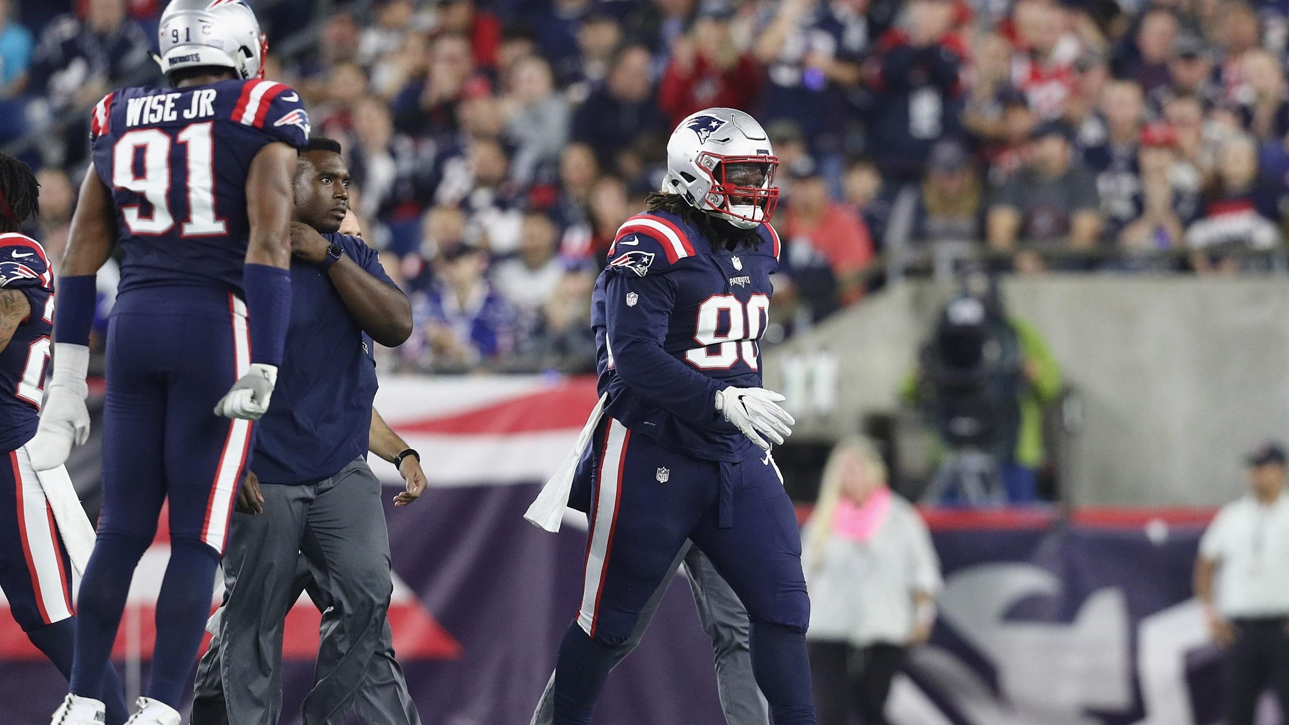Malcom Brown Patriots defense
