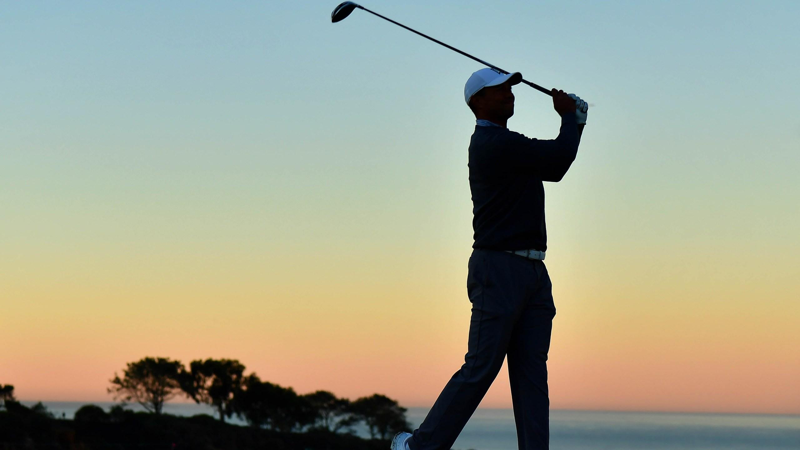 Tiger Woods Torrey Pines 2019