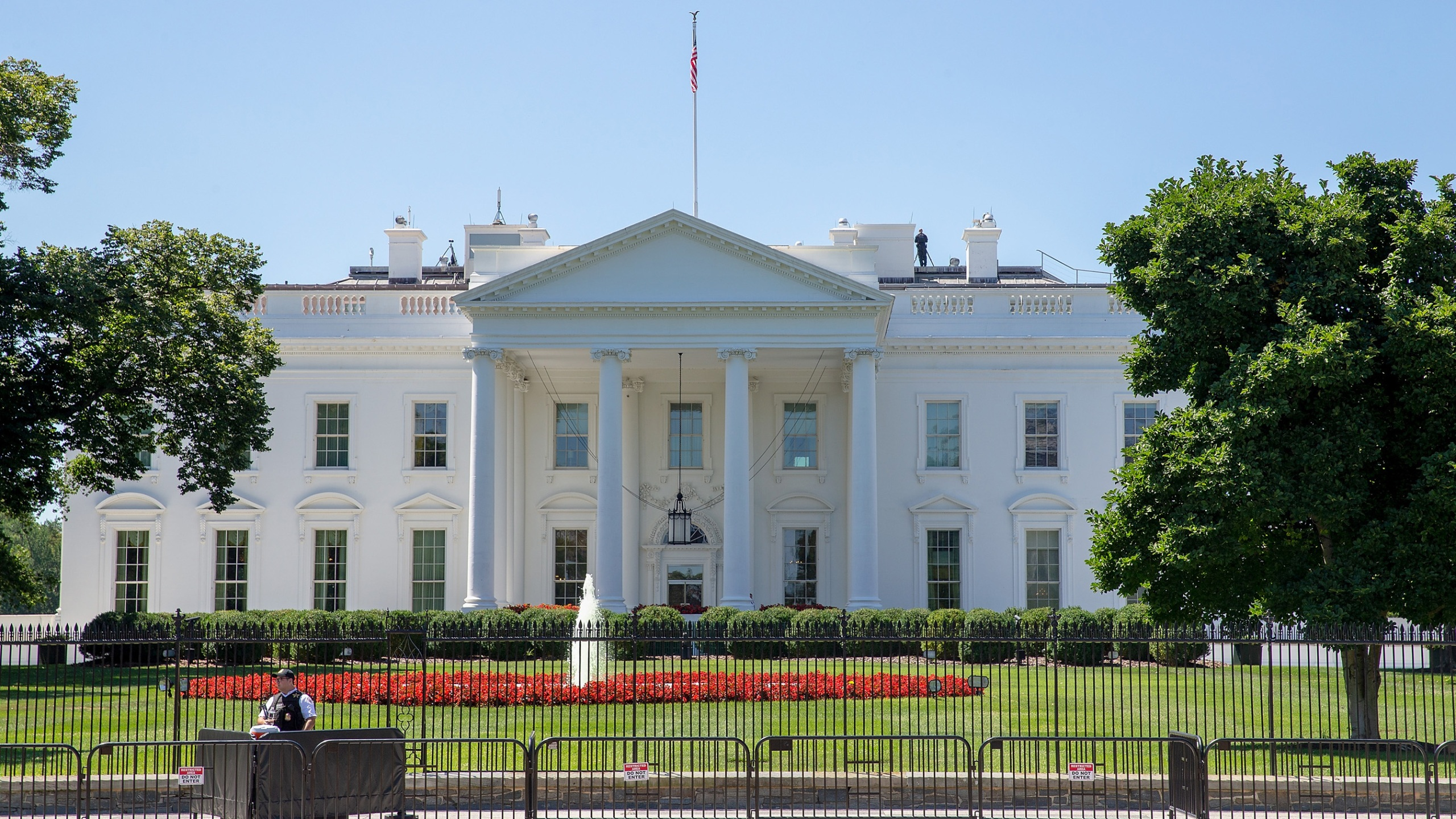 File photo white house