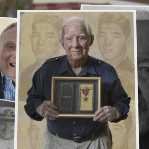 Inside the senior living community that's honoring WWII veterans